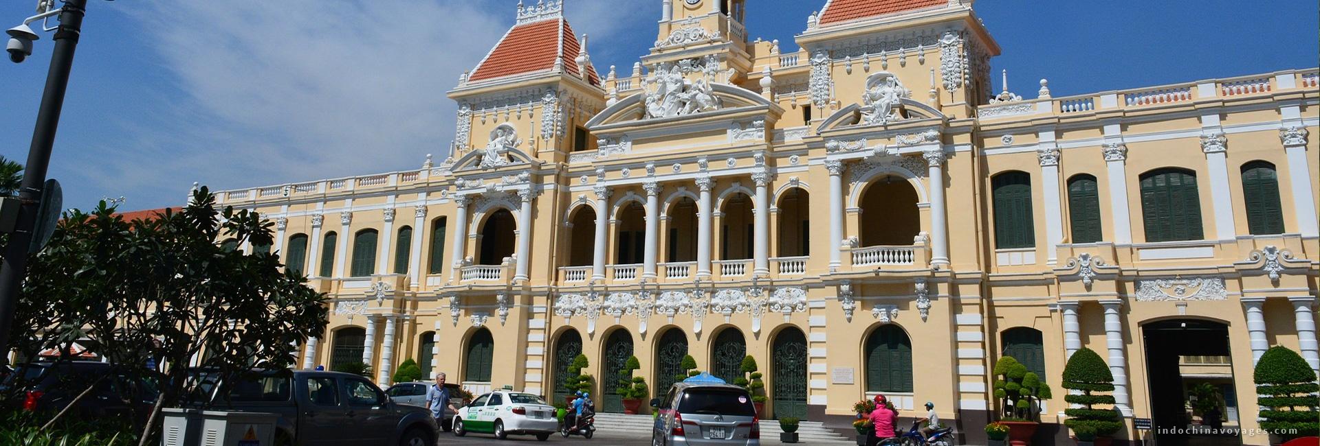 Spirit of Saigon City Tour