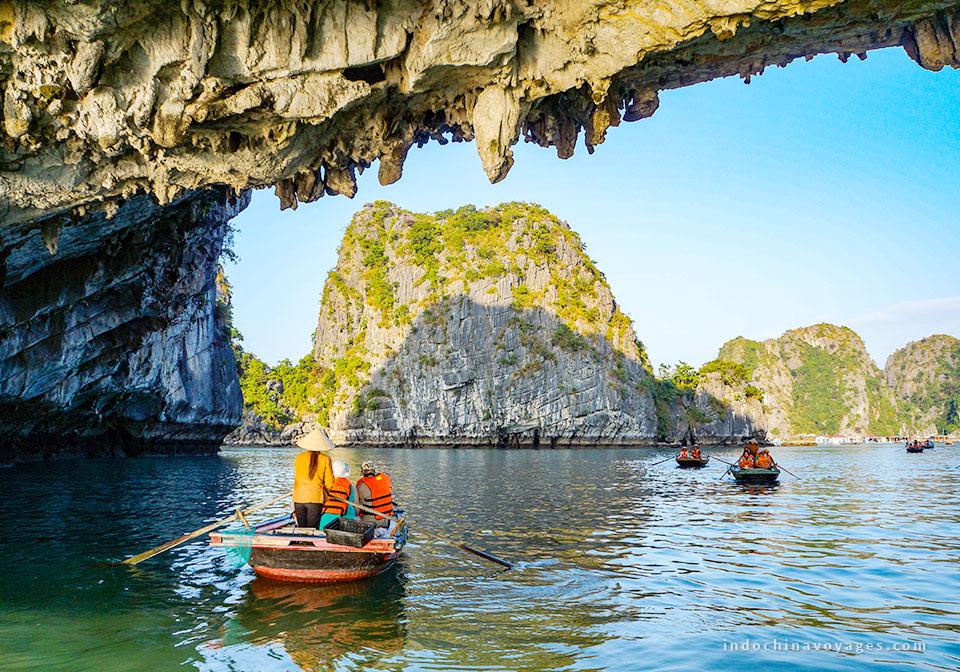 Halong Bay - The natural heritage