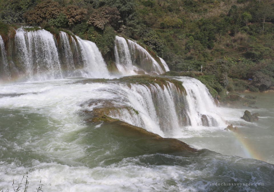 Cao Bang - Ban Gioc Waterfall