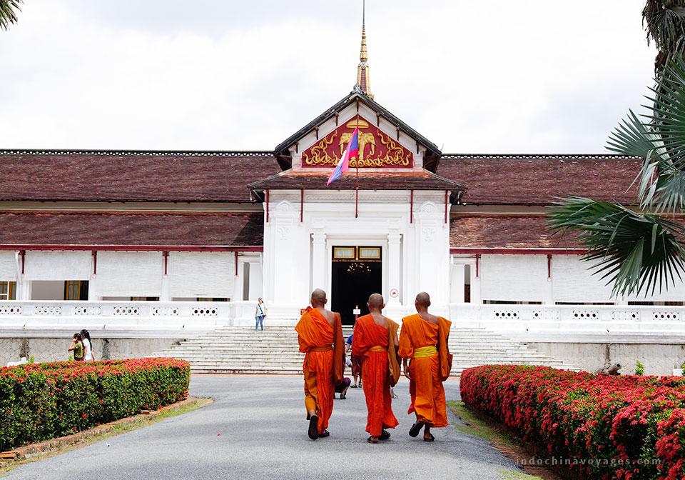 Arrive in Luang Prabang