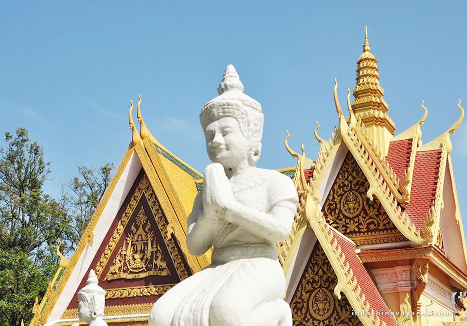 visit Royal Palace - Phnom Penh