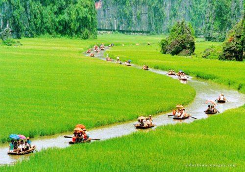 Pu Luong To Ninh Binh Escape 4 Days