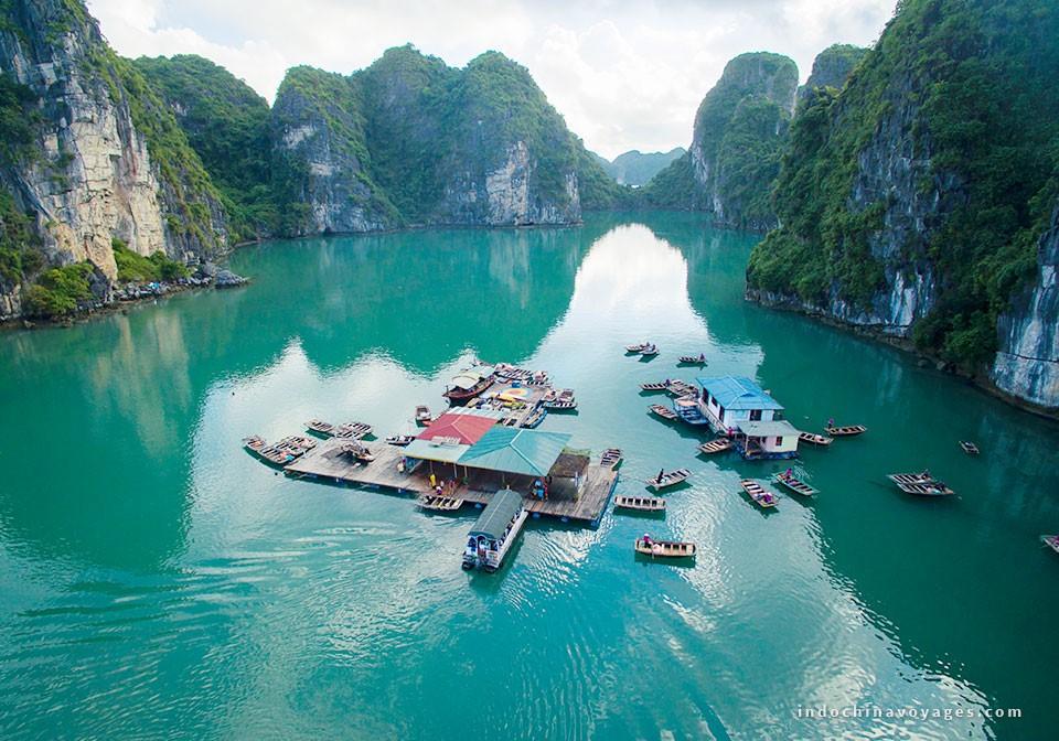 Halong Bay in December