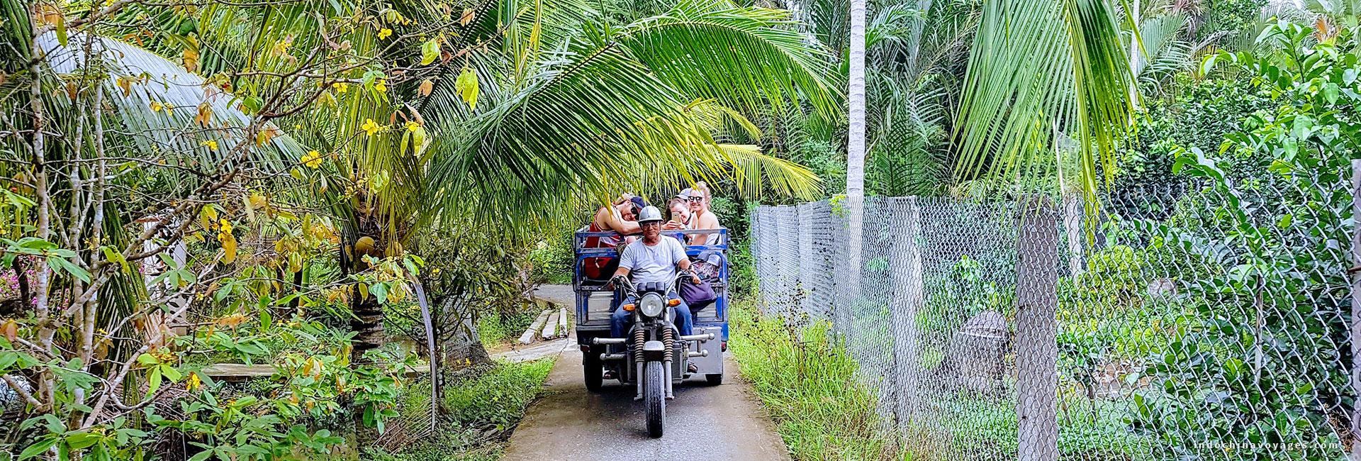 Taste of Mekong & Ho Chi Minh City 4 days