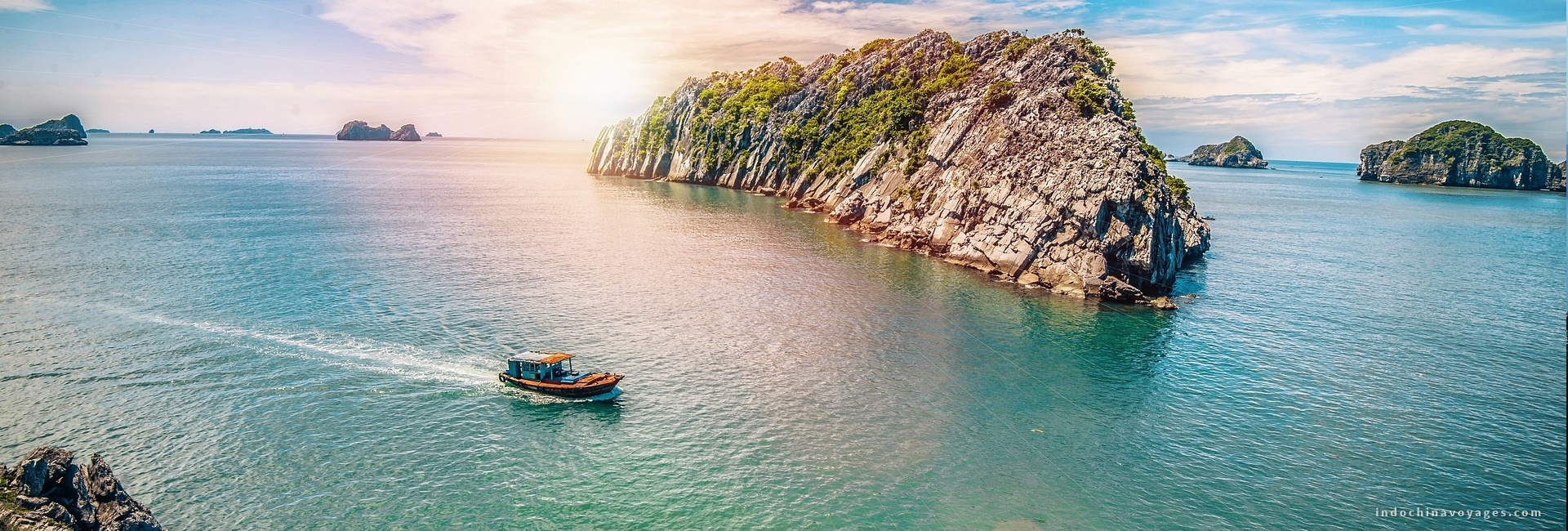 Halong & Cat Ba Charm Discovery 5 Days