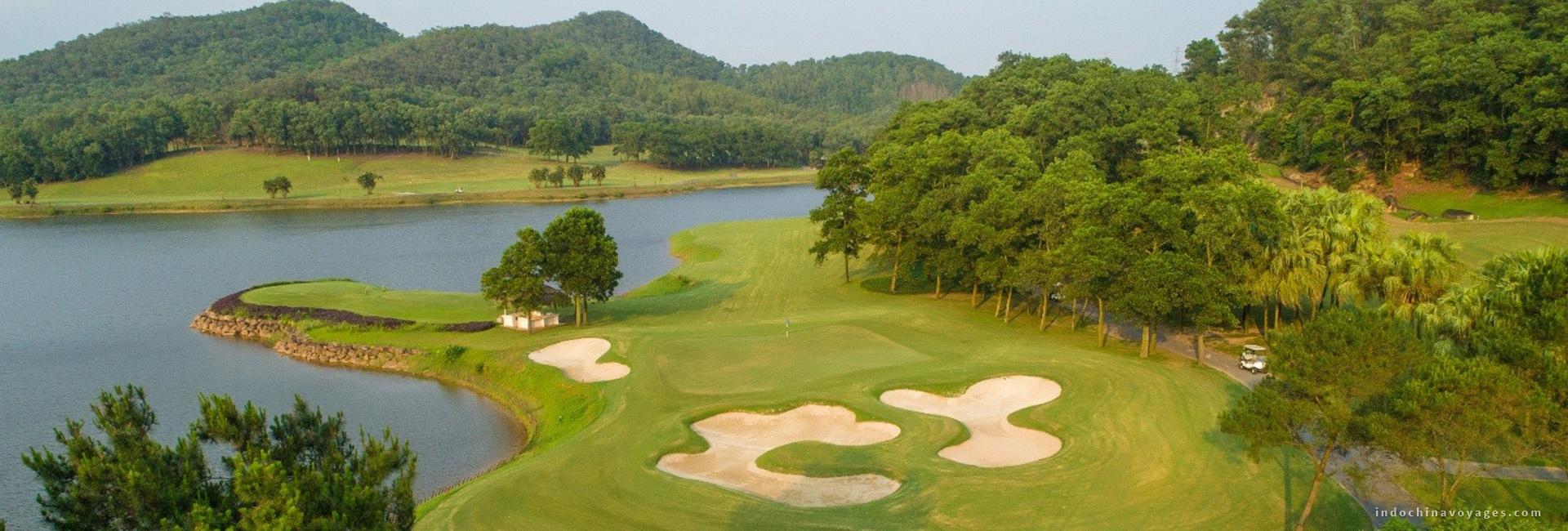 Golf in Hanoi & the Surroundings 5 Days