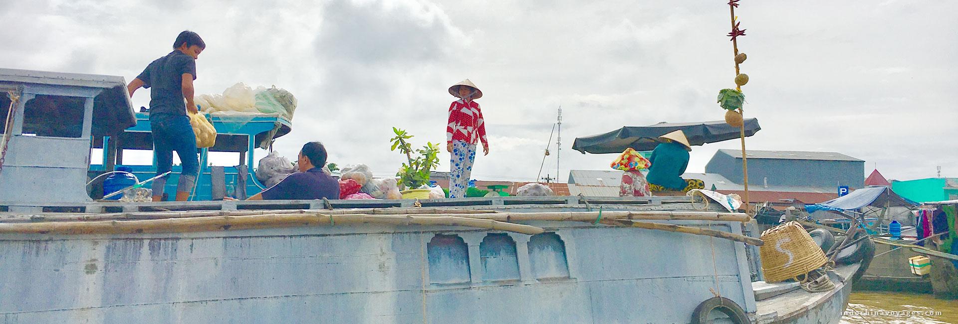 Mekong Cycling Tour 3 Days