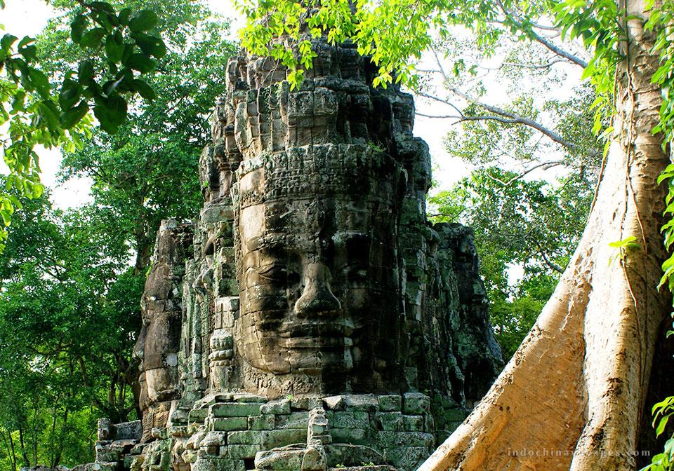 Victory Gate of Angkor Thom