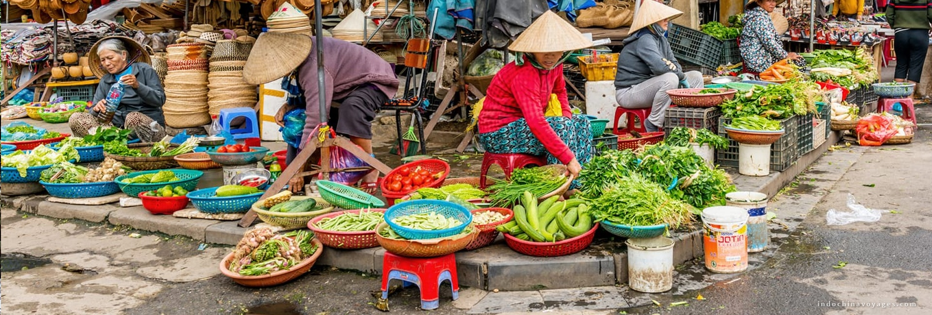 Vietnam Culinary Highlights 12 Days