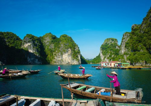 Charms of Hanoi & Halong Bay 4 days