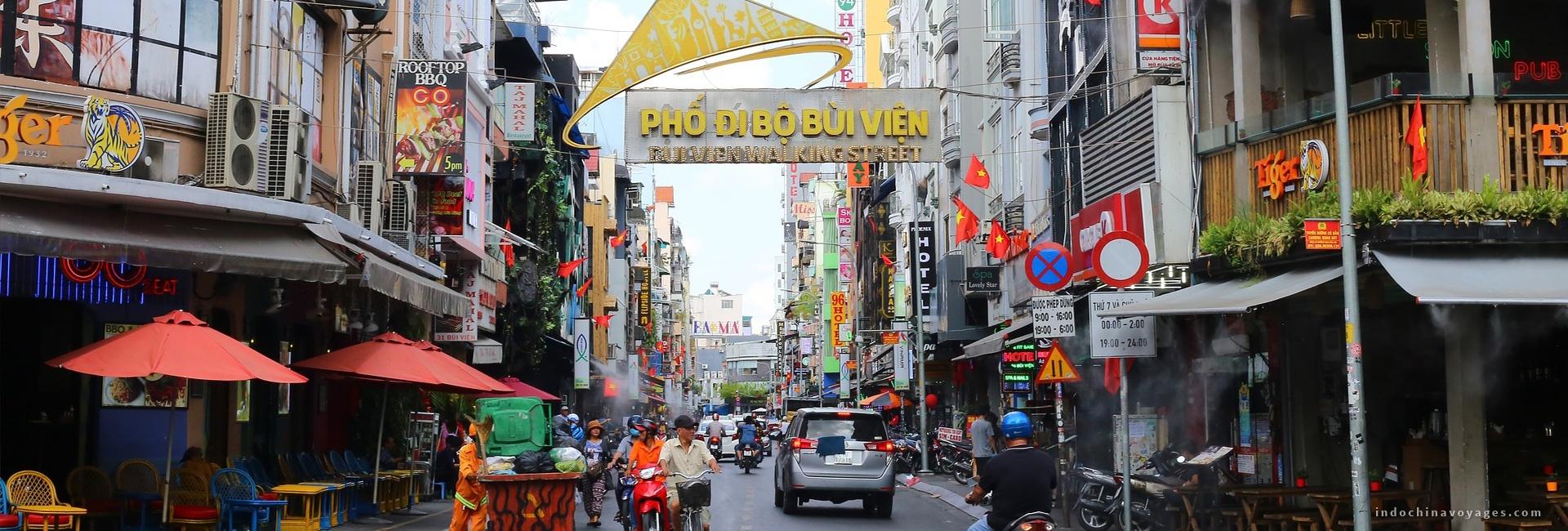 A glance of Southern Vietnam 5 Days