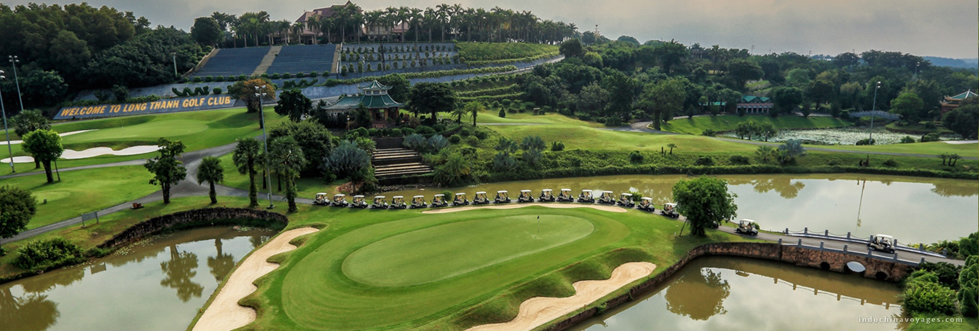 Golf in Saigon & Vung Tau 4 Days