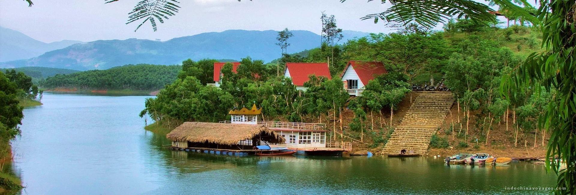 Thac Ba Lake Getaway 3 days