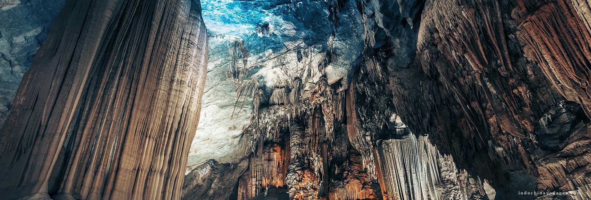 Quang Binh is the land of two gigantic caves that are World Heritage Sites