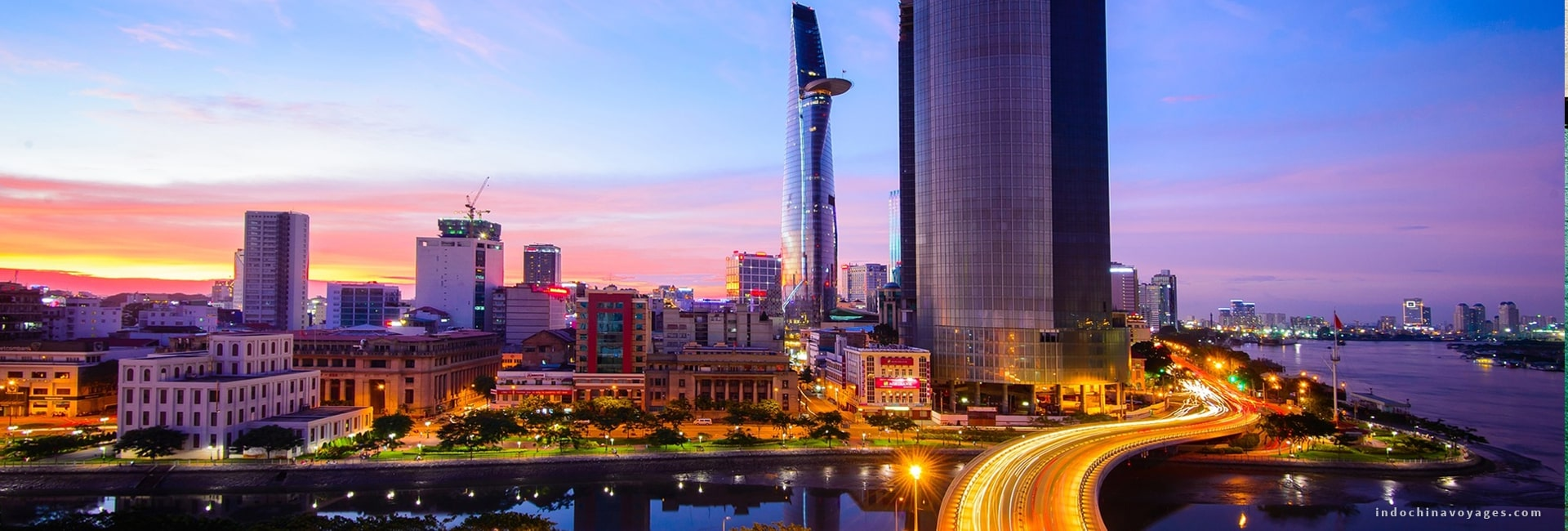 Ho Chi Minh city: bustling nightlife, delicious food, and historical sites