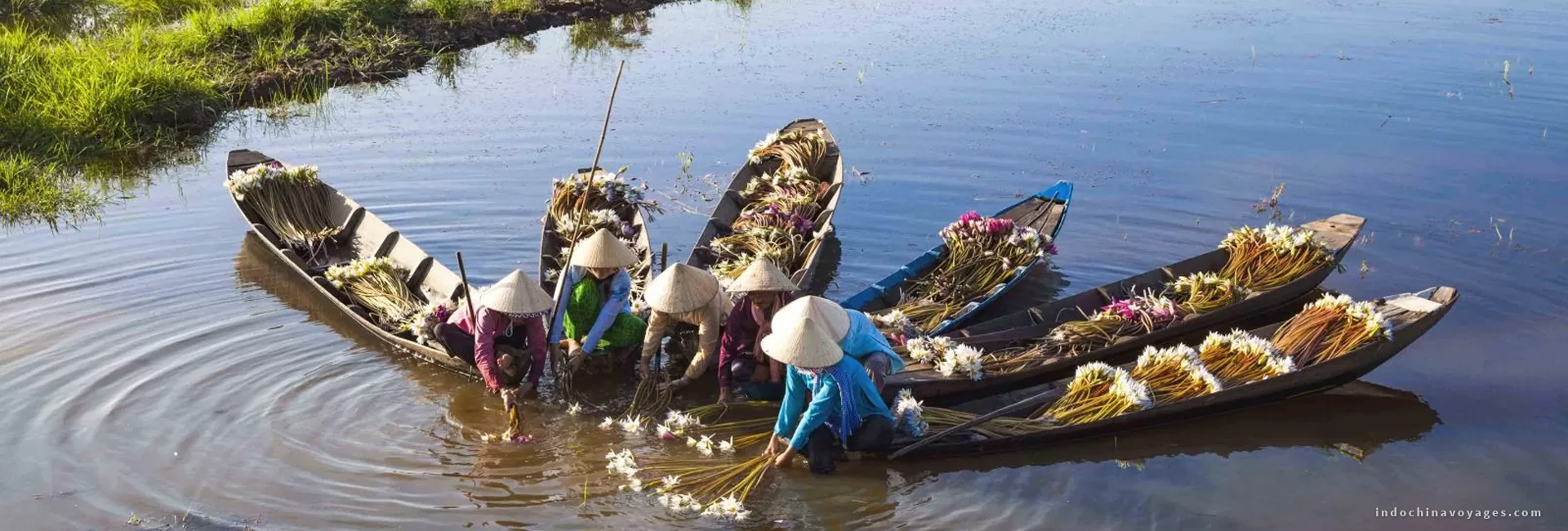 A journey along the Mekong river is genuinely exceptional