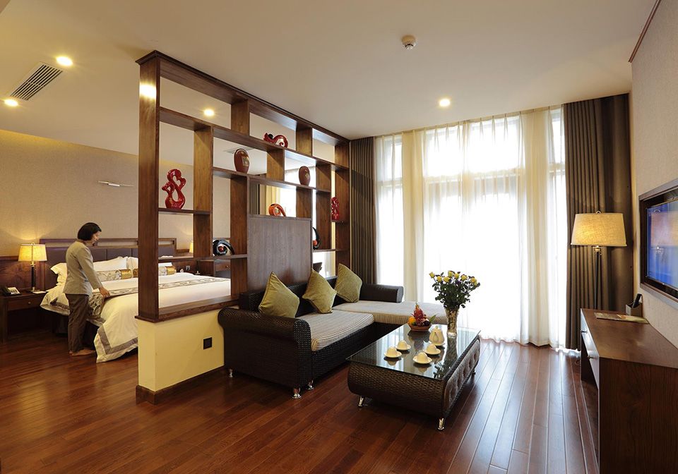 Sapa Legend hotel