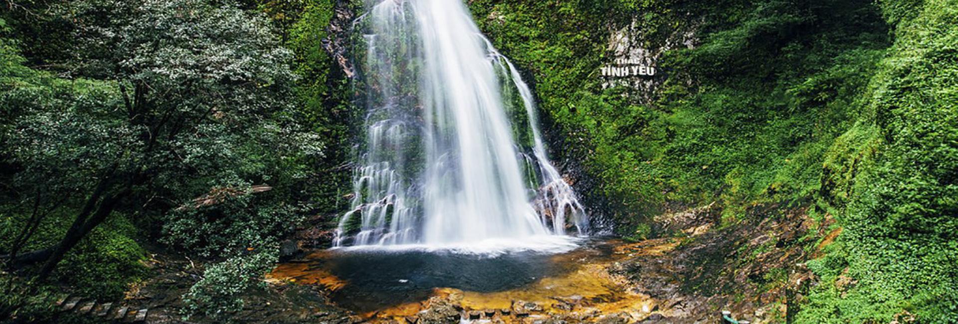 Top 3 Sapa waterfalls to discover