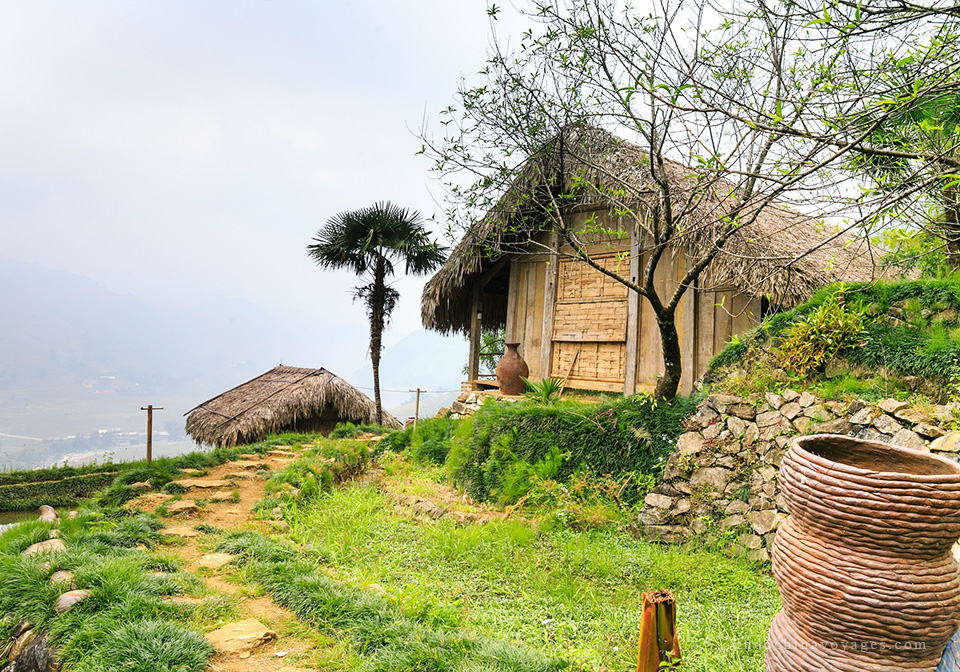 Sapa peaceful villages