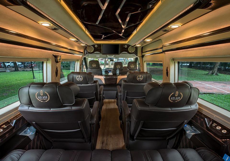 Limousine from Hanoi to Ninh Binh