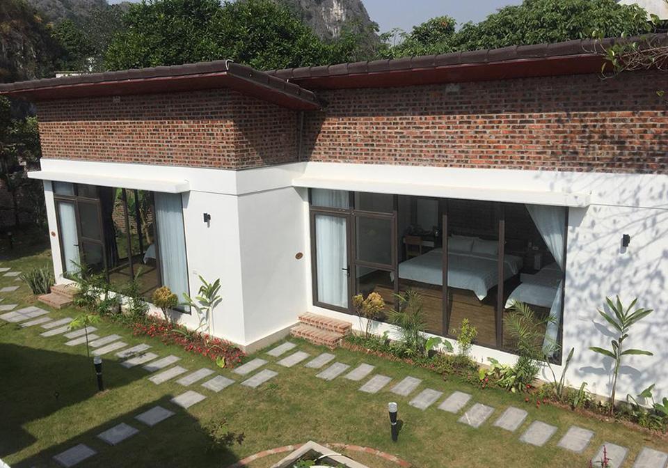 Tam Coc boutique garden