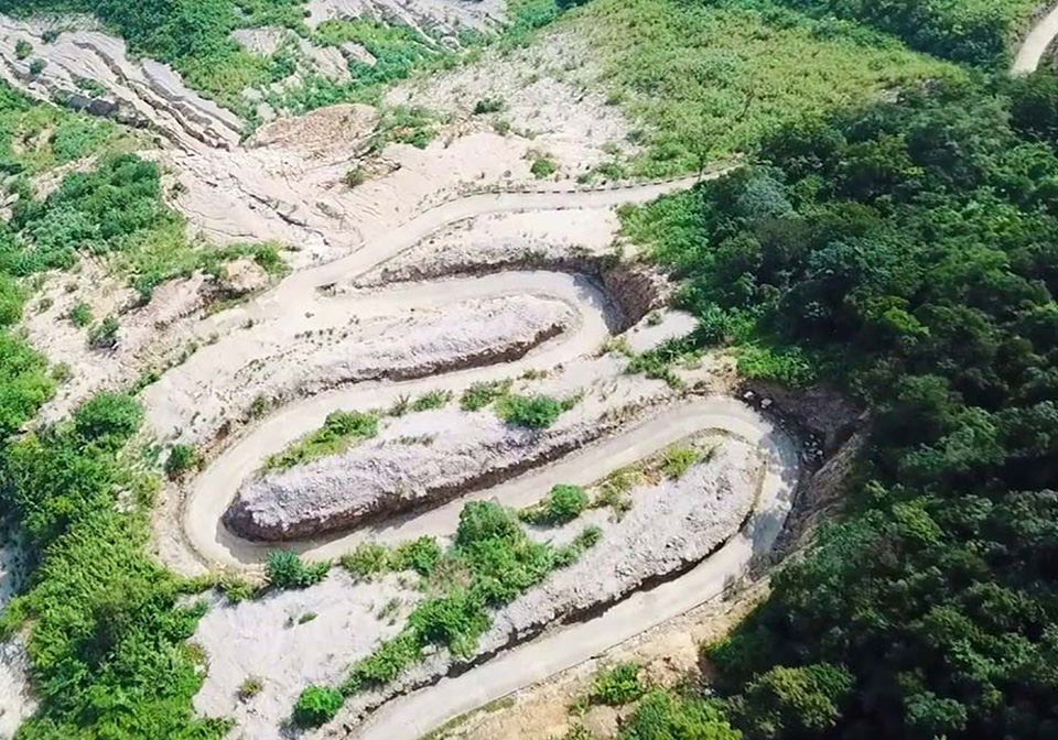 Son Ba Muoi village